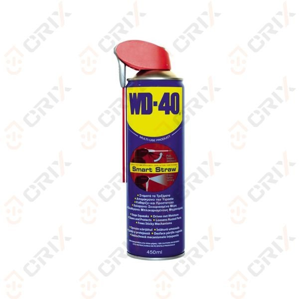 WD-40 Spray Degripant - Rugina (multifunctional) 450 ml